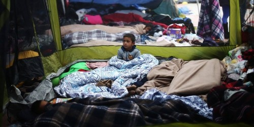 caravan asylum seekers (credit nbc news)